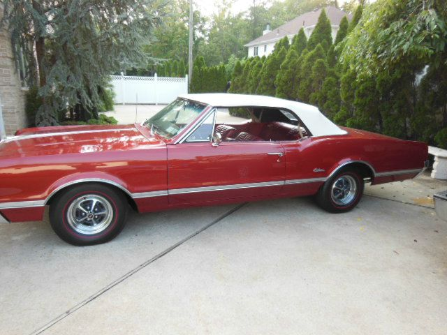 1966 Oldsmobile Cutlass Convertible - Staten Island NY