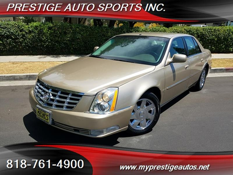 2006 Cadillac Dts Luxury I 4dr Sedan In North Hollywood Ca
