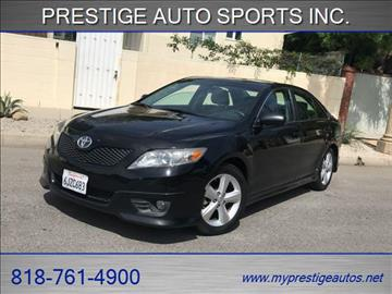2010 Toyota Camry for sale in North Hollywood, CA