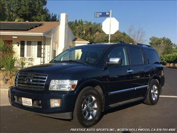 2007 Infiniti QX56 for sale in North Hollywood, CA