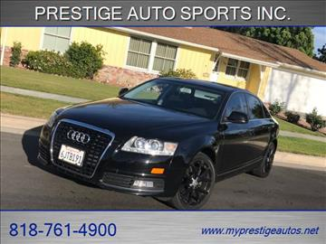 2009 Audi A6 for sale in North Hollywood, CA
