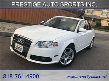 2008 Audi A4 for sale in North Hollywood, CA