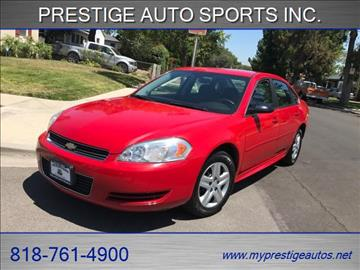 2010 Chevrolet Impala for sale in North Hollywood, CA