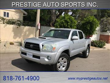 2006 Toyota Tacoma for sale in North Hollywood, CA
