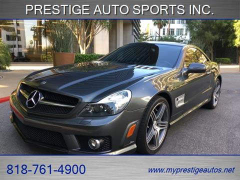 2009 Mercedes-Benz SL-Class for sale in North Hollywood, CA