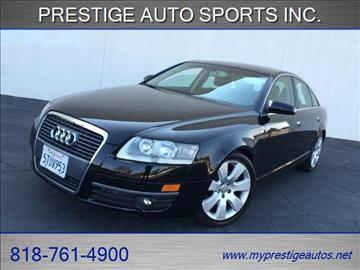 2005 Audi A6 for sale in North Hollywood, CA