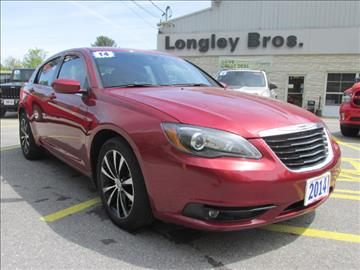 2014 Chrysler 200 for sale in Fulton, NY