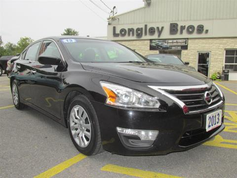 2013 Nissan Altima for sale in Fulton, NY