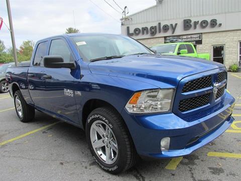 2018 RAM Ram Pickup 1500 for sale in Fulton, NY