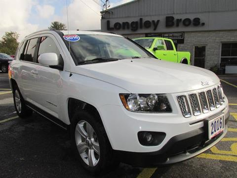 2016 jeep compass for sale in new york. Black Bedroom Furniture Sets. Home Design Ideas