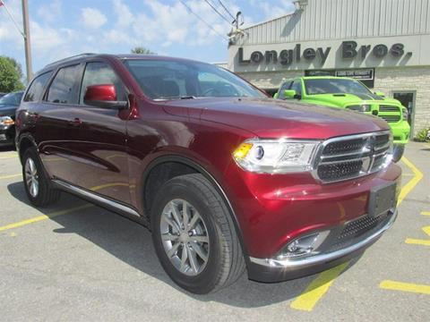 2017 Dodge Durango for sale in Fulton, NY
