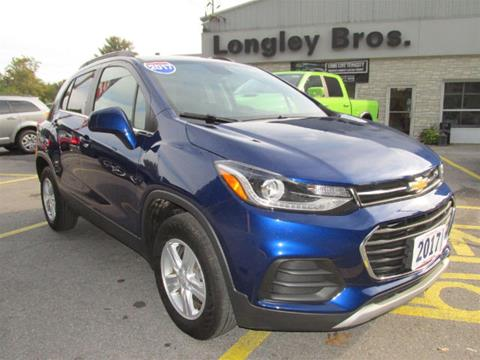 2017 Chevrolet Trax for sale in Fulton, NY