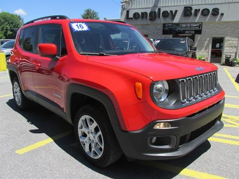 2016 Jeep Renegade for sale in Fulton, NY