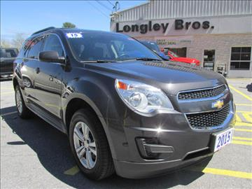 2015 Chevrolet Equinox for sale in Fulton, NY