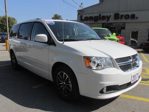2017 Dodge Grand Caravan for sale in Fulton, NY