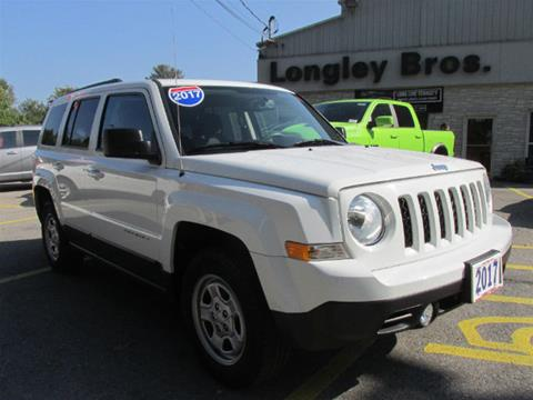 2017 Jeep Patriot for sale in Fulton, NY