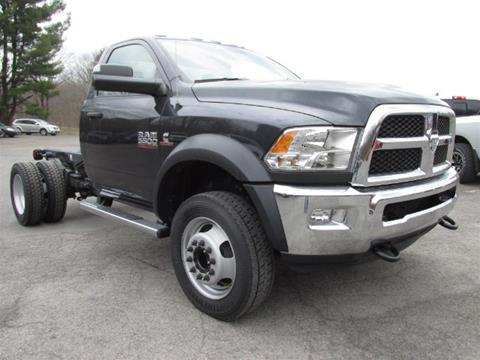 2016 RAM Ram Chassis 5500 for sale in Fulton, NY