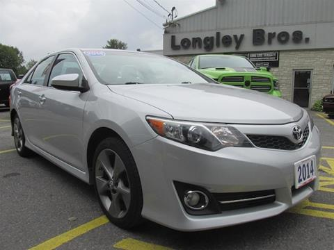 2012 Toyota Camry for sale in Fulton, NY