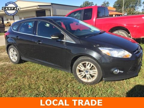 2012 Ford Focus for sale in Elizabeth City, NC
