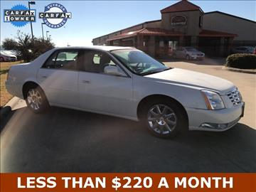 2011 Cadillac DTS for sale in Elizabeth City, NC