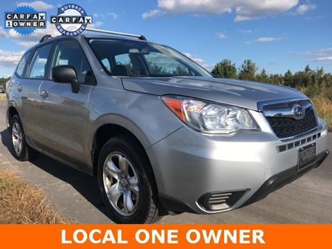 2015 Subaru Forester for sale in Elizabeth City, NC