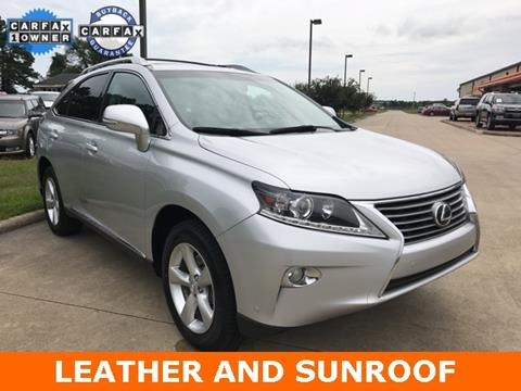 2013 Lexus RX 350 for sale in Elizabeth City, NC