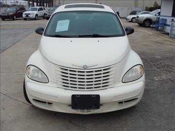 2005 chrysler pt cruiser for sale texas. Black Bedroom Furniture Sets. Home Design Ideas