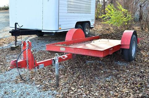 1984 Butler 54 x 10 Tilt Bed Scissors Lift