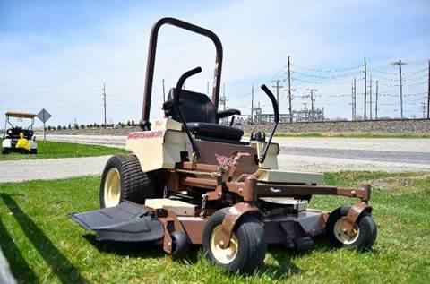 2011 Grasshopper 226V with 61 inch deck for sale in Fortville, IN
