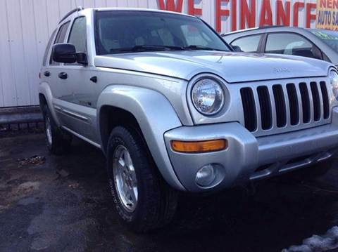 2002 Jeep Liberty for sale in Detroit, MI