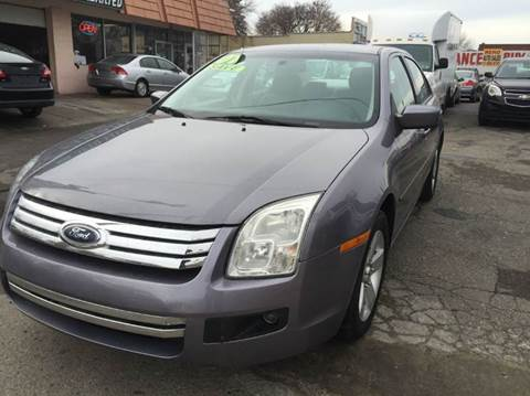 used 2006 ford fusion for sale. Black Bedroom Furniture Sets. Home Design Ideas