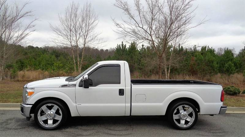 2012 ford f 250 super duty xlt 4x2 2dr regular cab 8 ft lb pickup in cumming ga corpauto. Black Bedroom Furniture Sets. Home Design Ideas