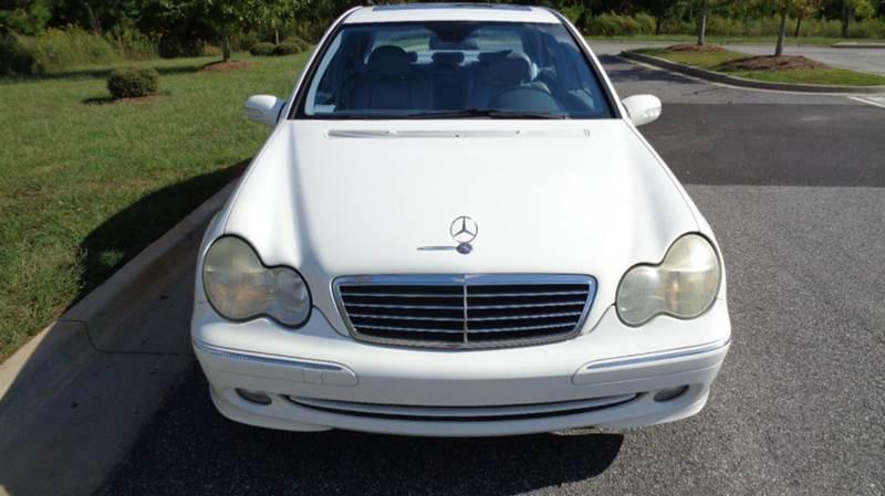 2003 mercedes benz c class c230 kompressor 4dr sedan in for 2003 mercedes benz c230 kompressor