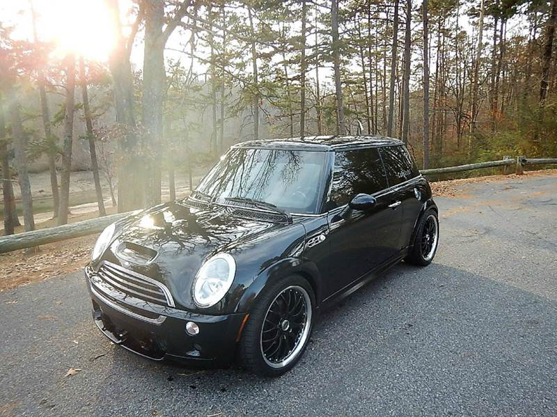 2003 mini cooper s 2dr supercharged hatchback in cumming ga corpauto. Black Bedroom Furniture Sets. Home Design Ideas