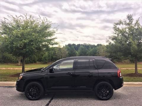 2015 Jeep Compass for sale in Cumming, GA