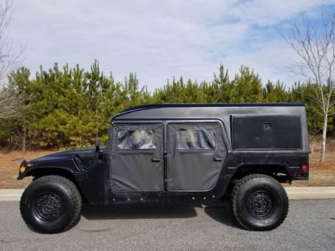 am general hummer for sale in georgia carsforsale com rh carsforsale com AM General Hummer H2 AM General Hummer H2