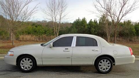 2007 Lincoln Town Car for sale in Cumming, GA