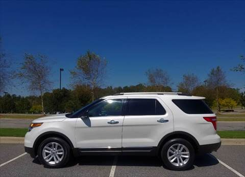 2011 Ford Explorer for sale in Cumming, GA