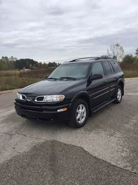 2002 Oldsmobile Bravada for sale in Marlette, MI
