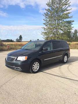 2014 Chrysler Town and Country for sale in Marlette, MI
