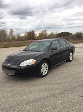 2013 Chevrolet Impala for sale in Marlette, MI