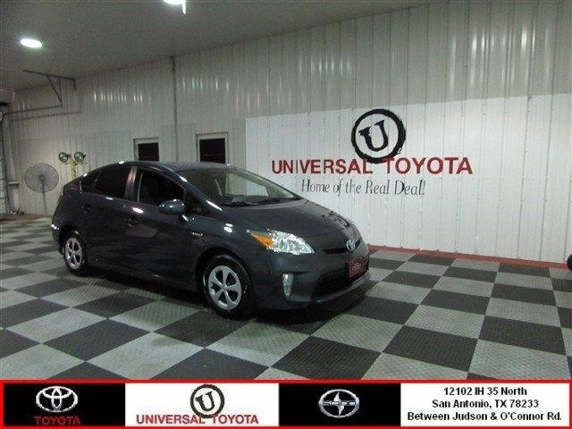 used 2012 toyota prius 5dr hb two in san antonio tx at