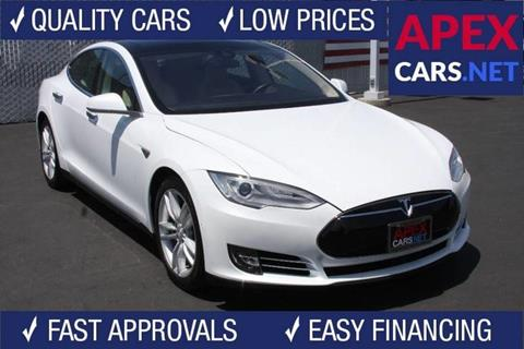 2015 Tesla Model S for sale in Fremont, CA