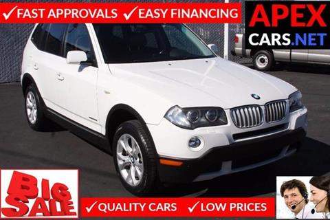 2009 BMW X3 for sale in Fremont, CA