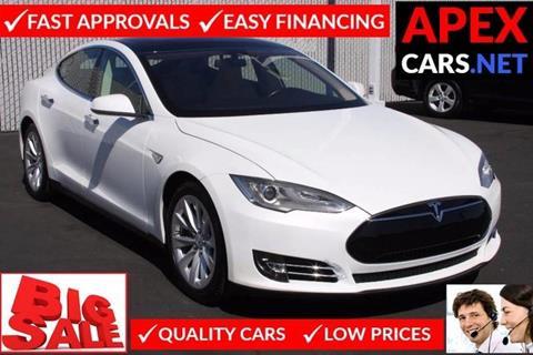 2012 Tesla Model S for sale in Fremont, CA