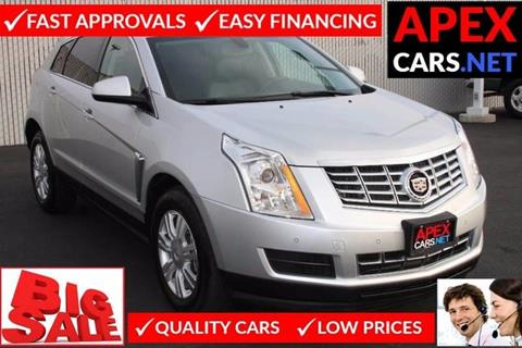 2016 Cadillac SRX for sale in Fremont, CA