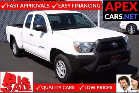 2014 Toyota Tacoma for sale in Fremont, CA