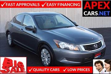 Used honda accord for sale fremont ca for Honda fremont auto mall