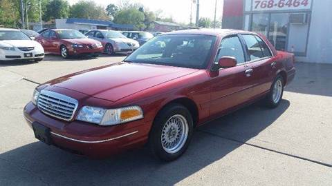 Ford Crown Victoria For Sale In Kansas Carsforsale Com