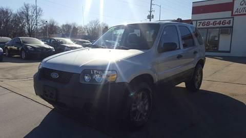 2005 Ford Escape for sale in Olathe, KS
